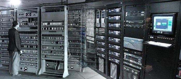 История компьютера. Стив Джобс и Возняк как предводители ПК